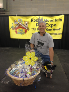 Rocky Mountain Pet Expo Cutest Pet Contest Winner